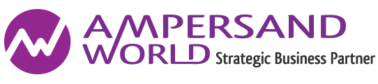 Ampersand World Logo